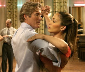 Richard Gere (cùng Jennifer Lopez trong phim 'Shall we dance?').