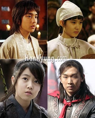 Dù còn nhỏ tuổi, các diễn viên nhí xứ Hàn vẫn thể hiện năng lực diễn xuất tuỵệt vời.