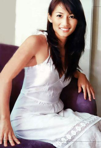 Cathy - vợ cũ của Johnny Trí Nguyễn. Ảnh: Mốt & Cuộc Sống.
