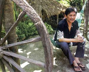Nghệ sĩ Lê Vũ Cầu.