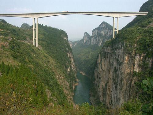 Cầu cao nhất thế giới