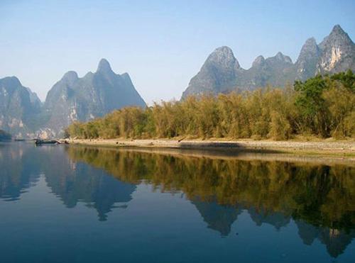 Cảnh đẹp sông nước