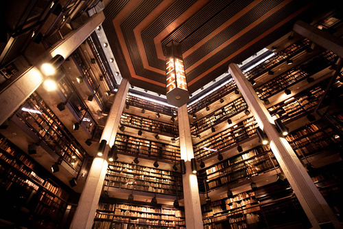 Thư viện sách quý Thomas Fisher ở Toronto, Canada.