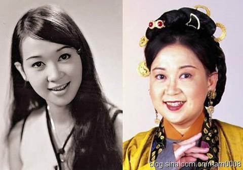 Chu Mễ Mễ, nữ diễn viên nổi tiếng Hong Kong.