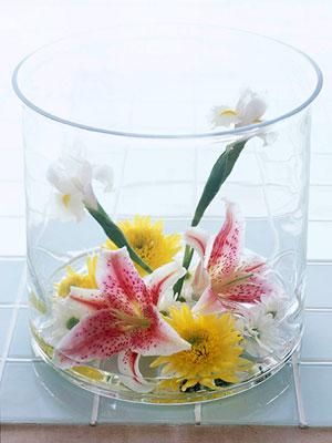 Trang trí hoa