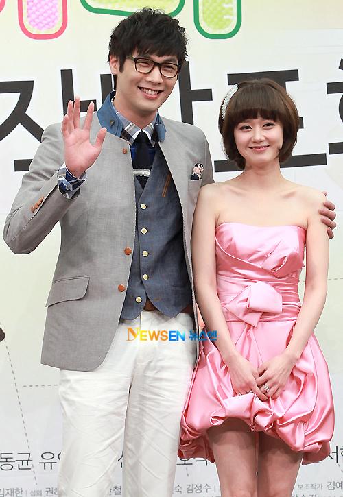 và nam diễn viên Choi Daniel. Trong phim, hai người sẽ suốt ngày cãi vã, nhưng sau đó lại phải lòng nhau.