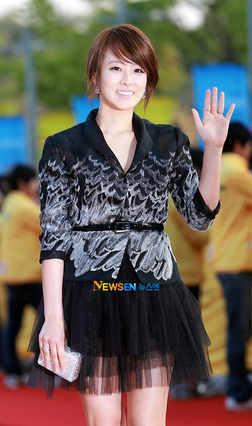 'Nữ cảnh sát tuần tra' Ryu Hyun Kyung.