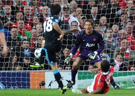 ghi bàn thắng duy nhất cho đội khách.