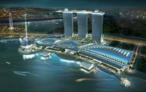 Thành phố Singapore là thành phố đắt đỏ đứng cuối bảng xếp hạng 10 thành phố xa xỉ trên thế giới