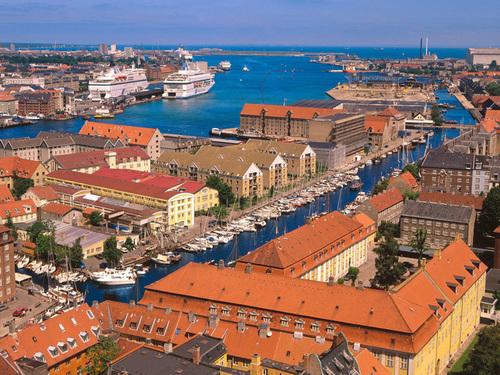Chất lượng cuộc sống với những điều kiện phúc lợi xã hổi ở Copenhagen, thủ đô của Đan Mạch, được coi là tốt nhất thế giới.