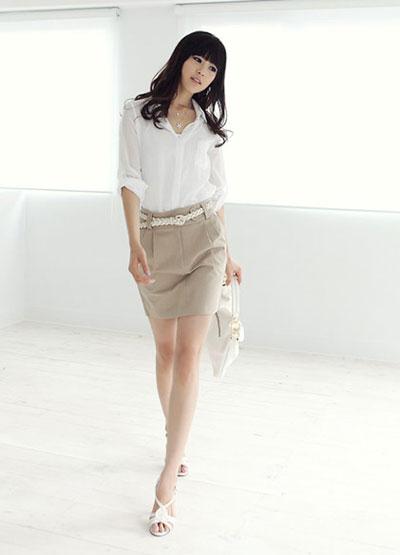 Недорогие белые блузки