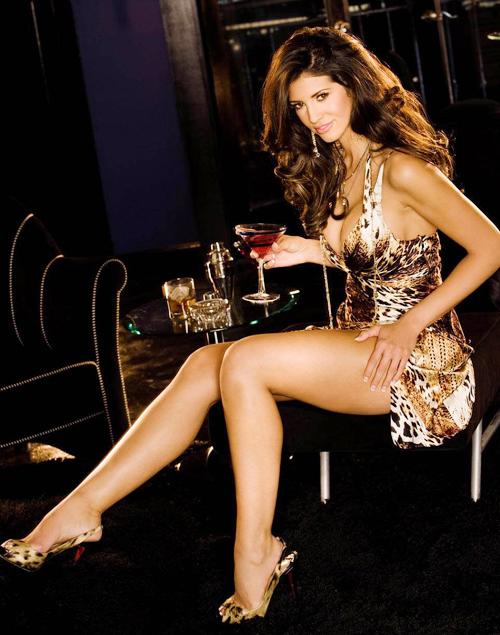 Người mẫu Playboy, Hope Dworaczyk.