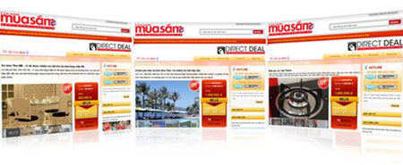 Website camnangmuasam.vn.