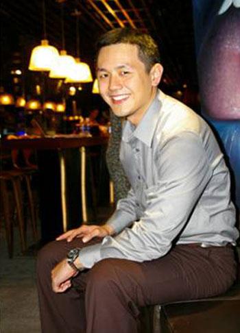 Anh Darren Siow - Giám đốc Công ty Tier One.