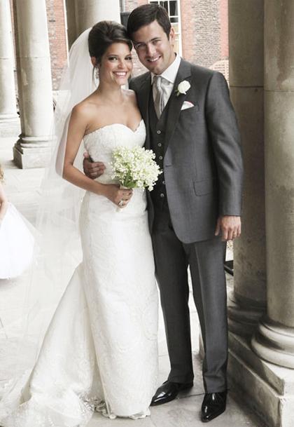 Vợ chồng Joe Cole đang lên kế hoạch sinh thên thần nhỏ thứ hai. Ảnh: Bridal.