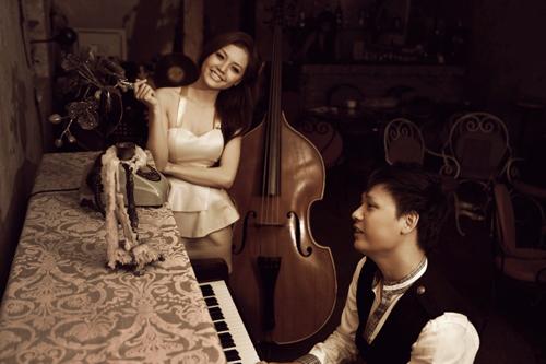 Hải Phong sẽ truyền đạt hết những 'chất riêng' trong âm nhạc của mình cho ca sĩ trẻ Linh Phi.