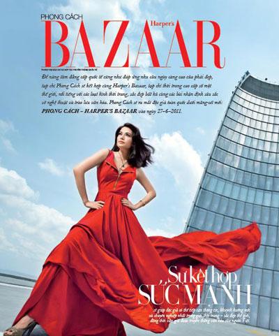 Phong Cách Harper's Bazaar được nhận định sẽ là tạp chí thời trang, phong cách sống đẳng cấp nhất Việt Nam trong thời gian sắp tới.