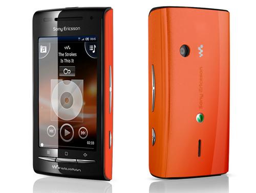 Điện thoại Walkman W8 có giá 5.350.000 tặng kèm thẻ nhớ 2GB. Ảnh: Sony Ericssion.