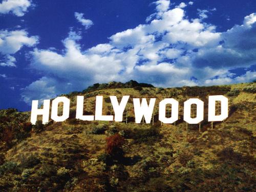 Hollywood là kinh đô điện ảnh của thế giới với những phim trường khổng lồ.