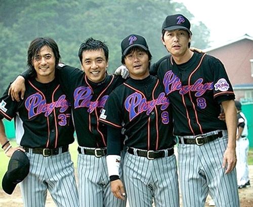 Bốn tài tử đình đám xứ Hàn.