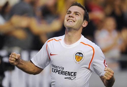 Mata được nhiều ông lớn tại Châu Âu theo đuổi. Ảnh: Footballever.