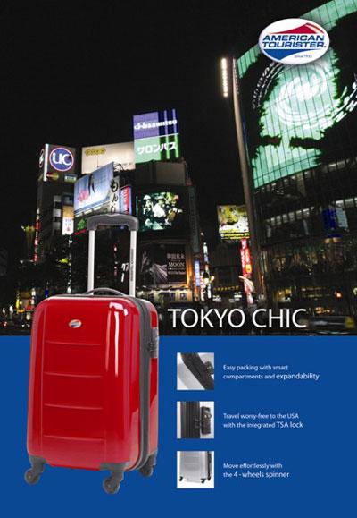 American Tourister giảm giá 30-50%.