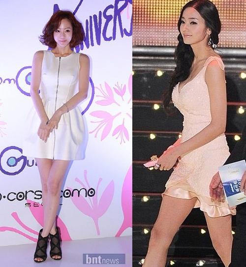 Nhiều tuổi hơn một chút, Ha Ye Seul và