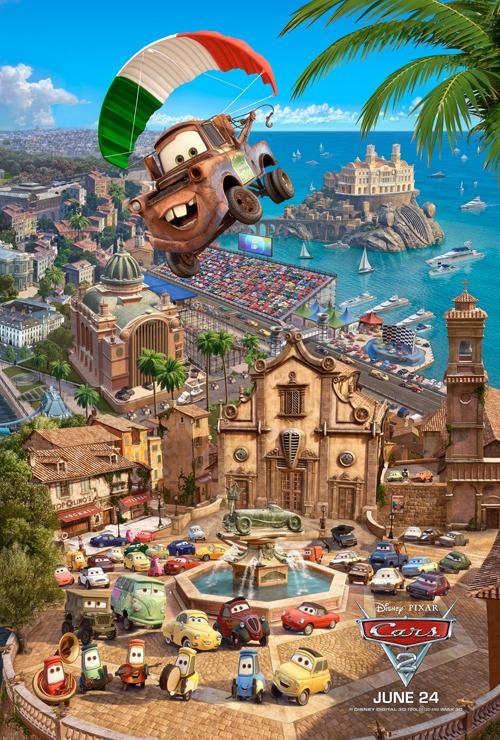 Chàng xe Mater bay qua thành phố ven biển Porto Corsa, mà theo nhiều người, là thành phố nguyên mẫu của thị trấn Corsica, Italy.