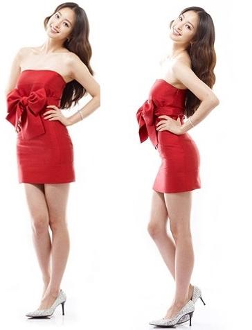 'Cô nàng đào mỏ' Han Ye Seul cũng thích thiết kế này.