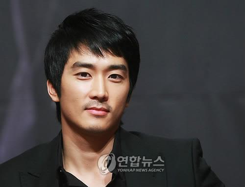 Song Seung Hyun, ngôi sao của làn sóng Hàn Quốc. Anh