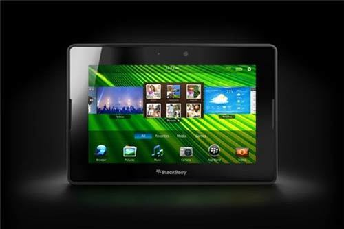 BlackBerry PlayBook.