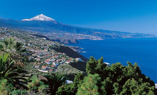 Trước kia, trên đảo có nhiều ngọn núi lửa, trong đó nổi tiếng nhất ngọn núi Al Teide cao 3.718m.