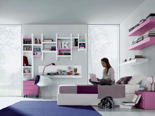 pinkroom1thumb-434387-1368196186_500x0.j  12 căn phòng hiện đại dành cho teen pinkroom1thumb 434387 1368196186 500x0