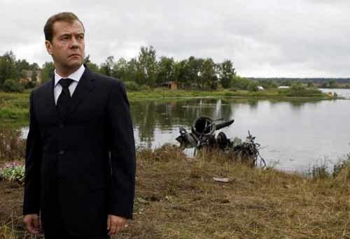 Thủ tướng Nga