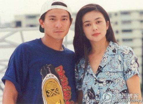 Lưu Đức Hoa thích những phụ nữ có mái tóc dài mượt mà như diễn viên Quan Chi Lâm.