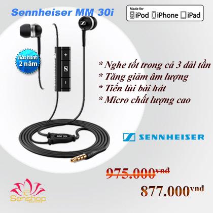 Sennheiser MM 30i.