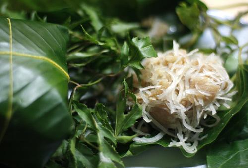 Món ăn này bắt đầu được bán ở Hà Nội.