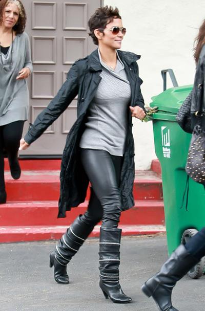 'Miêu nữ' Halle Berry.