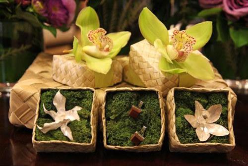 Tờ Hawaii News Now đưa tin, các quý bà cùng nhau thưởng thức nhiều đặc sản địa phương và những màn biểu diễn được chuẩn bị công phu. Sau bữa trưa thân mật này, bà Michelle gửi tặng khách chiếc trâm cài áo có hình hoa phong lan làm quà. Món quà này chứa đựng nhiều ý nghĩa trong đó biểu trưng cho vẻ đẹp thuần khiết của hòn đảo và cả lời chào mừng nống nhiệt của người dân ở đây.