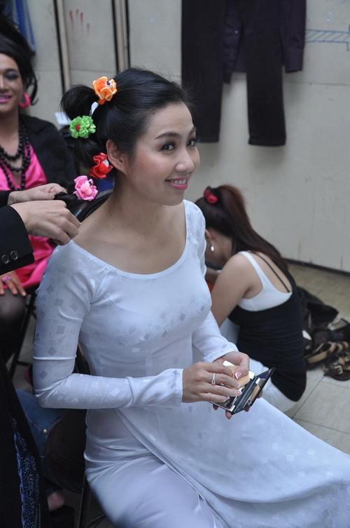 Nụ cười nhìn là thấy ghét của diễn viên Lê Khánh.