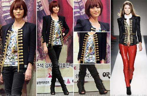 Kim Heo Jin.