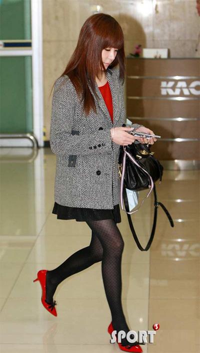Tiffany - cô nàng đáng yêu nhất nhóm SNSD.
