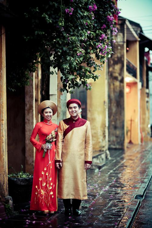 Cả hai còn có bộ ảnh cưới theo phong cách hiện đại, lãng mạn thực hiện tại Australia.