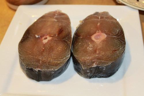 Cá ngừ thích hợp để kho.