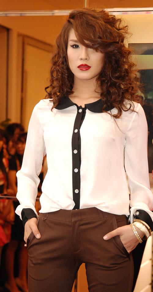Diệp Lâm Anh sau khi rời Next Top Model 2010 đã chuyển hướng sang ca hát. Tuy nhiên, cô vẫn xuất hiện trên sàn diễn khi có cơ hội.