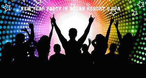 Đặc biệt, tất cả sẽ được hòa chung nhịp đập, đốt cháy cả sân khấu cùng các DJ nổi tiếng của Hà Nội. Cuối cùng là giờ phút thiêng liêng nhất, đếm ngược thời gian chào đón năm mới. Cạn ly rượu vang. Chương trình chỉ dành riêng cho khách đặt phòng tại Asean Resort!