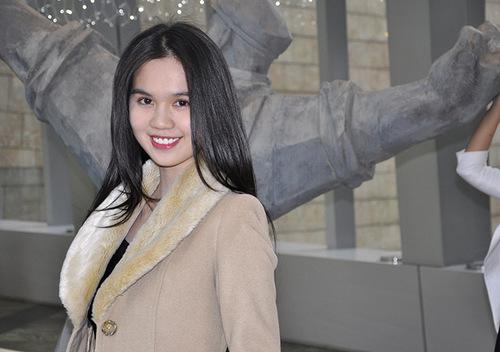 """""""Búp bê 9X"""" chia sẻ, dù đến Hong Kong rất nhiều lần nhưng mỗi khi quay lại, cô luôn cảm thấy mới mẻ."""
