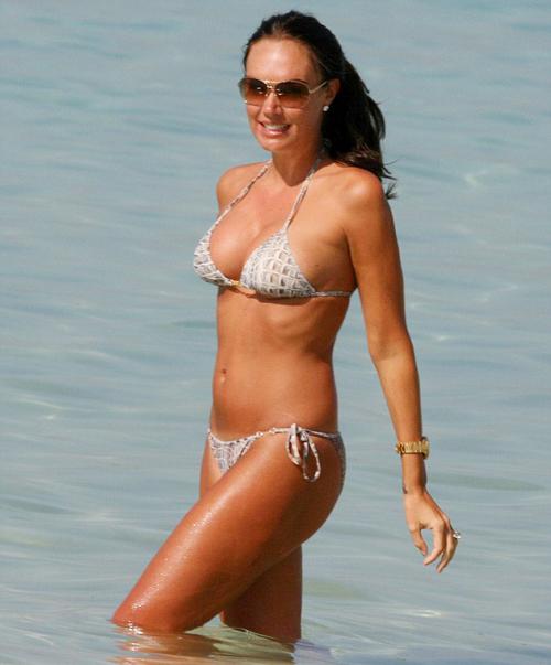 Tamara là con gái lớn của tỷ phú Bernie Ecclestone với người vợ cũ Slavica.