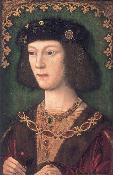 Vua Henry VII (1509)I