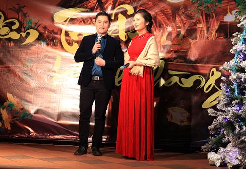 Từ sau đám cưới vào cuối tháng 12 năm ngoái, Diệu Hương dành toàn bộ thời gian để vun vén cho tổ ấm nhỏ. Mới đây, vợ chồng cô đã bay vào Quảng Bình